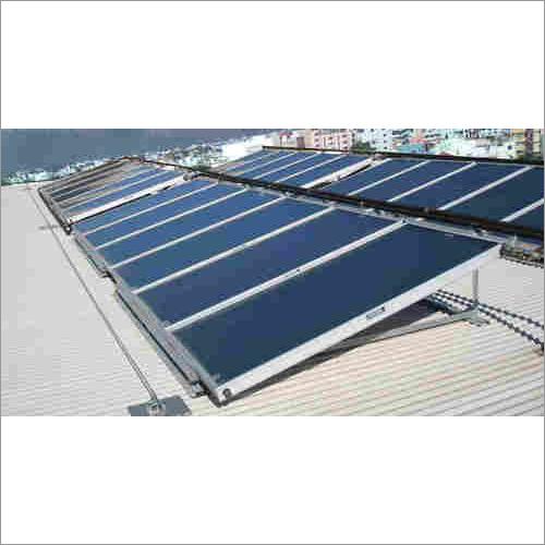 FPC Type Solar Water Heater