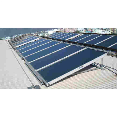 FPC Type Solar Water Heater