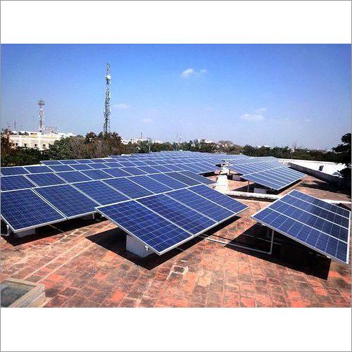 Solar Power Plant (Off Grid Type)