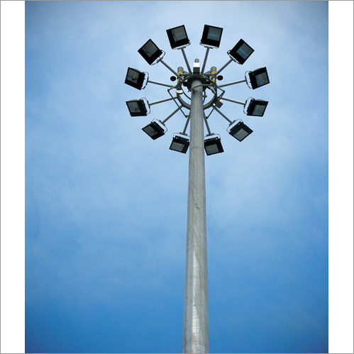 High Mast Pole Light