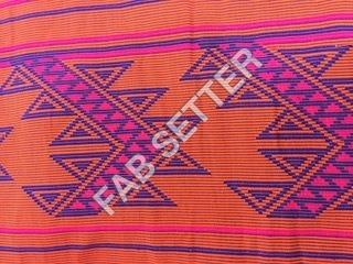 Designed acrylic Fabric