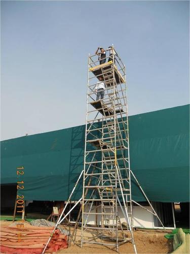 Stairway Scaffolding Tower