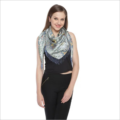 Digital printed Traingel  Scarves