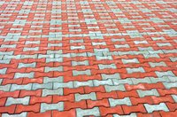 Dumble (I Shape) Interlocking Tiles