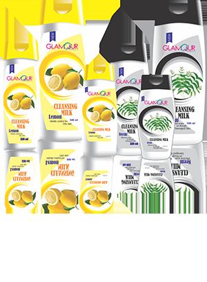 Lemon Cleansing Milk
