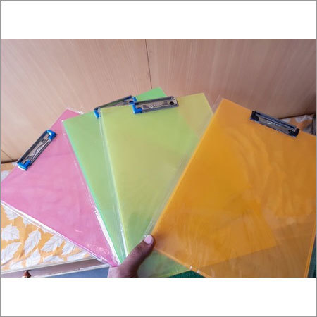 Plastic Exam Pad