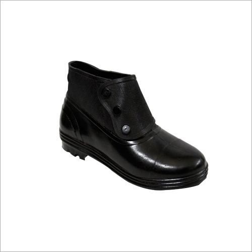 Men Button Boot