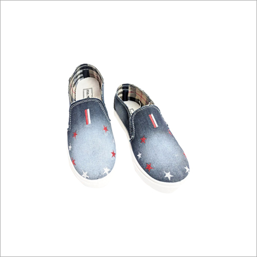 Ladies Canvas Shoe