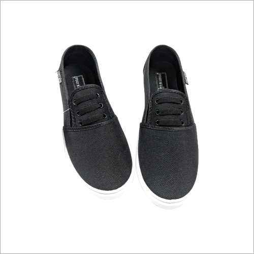 Ladies Designer Canvas Shoe