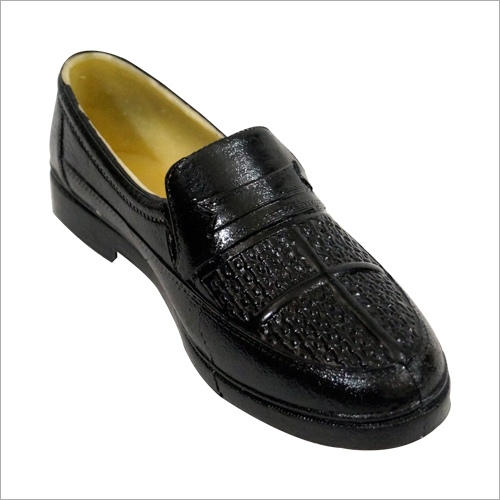 Mens PVC Formal Shoe