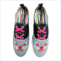 Womens Canvas Shoes