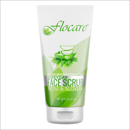Face Scrub Revitalizing