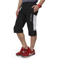 Mens Capri (black & white)