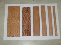 EMBOSSING MOULDING