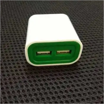 5v-2AMP DUAL USB CHARGER