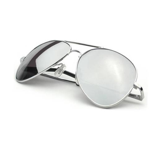 Mens silver stylish sunglass