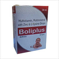 Multivitamin, Multimineral Boliplus Drops