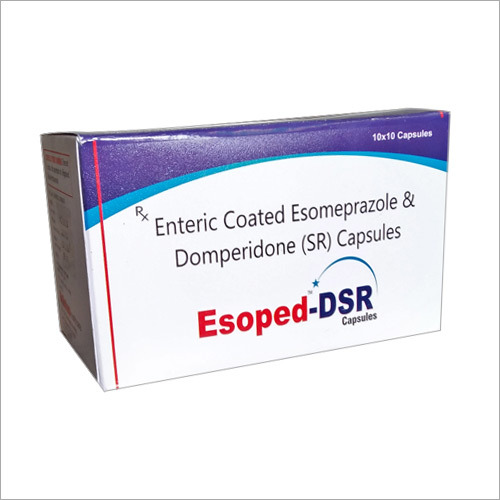 Enteric Coated Esomeprazole Capsule