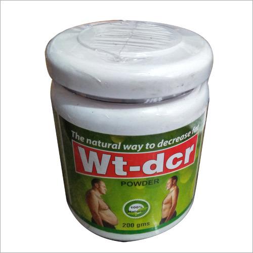 WT-DCR