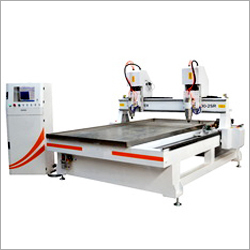 Double Spindle CNC Router Machine