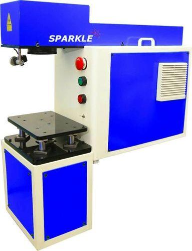 Laser Hallmark Machine