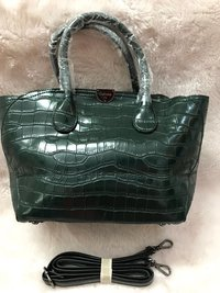 PU Simple Imported Handbag