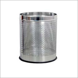 Steel Perforated Paper Bin