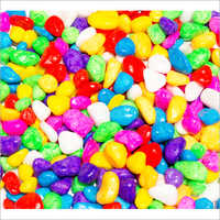 Color Coated Pebbles