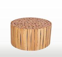 Wooden Designer Side Table