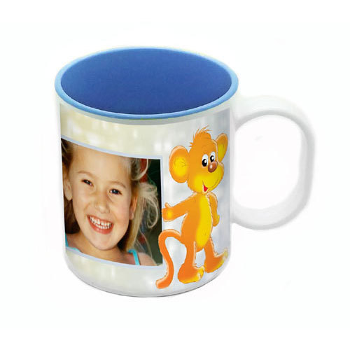 Sublimation color Inside Polymer Mug (Mug Polymer)