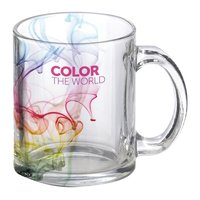 Sublimation Transparent Mug