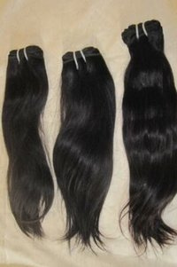 WEFT NON REMY HUMAN HAIR