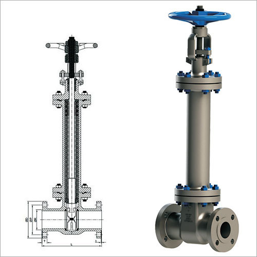 Forged Steet Gate Valve & Bellow Seal Gate Valve