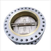 Single & Dual Type Wafer Check Valve