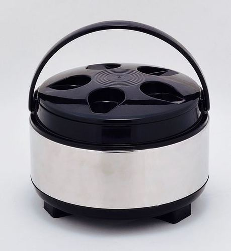 Plastic Insulated Steel Casserole