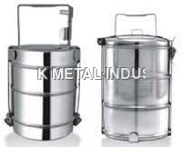 Steel Tiffin Boxes