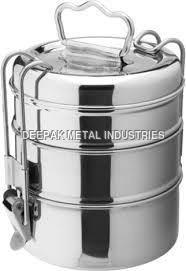 Stainless Steel Lunch Box Manufacturer In Delhi