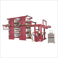 Cylindrical Drying Range Machine