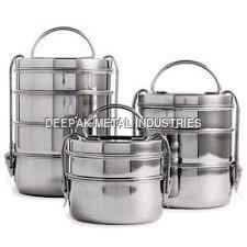 Steel Tiffin Box