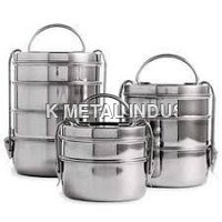 Steel Tiffin Carrier Box