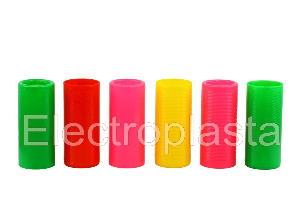 Plastic Cheese Tubes