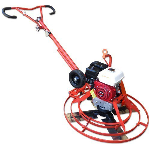 Automatic Power Trowel Machine