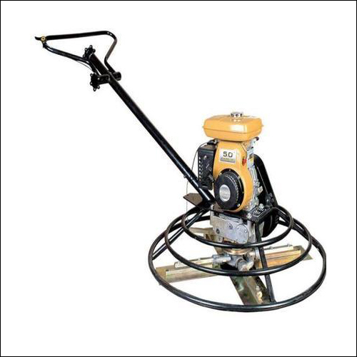 Electric Power Trowel Machine