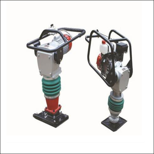 Electric Tamping Rammers Machine