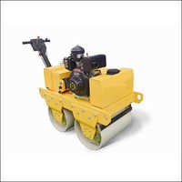 Walk Behind Vibratory Roller Machine
