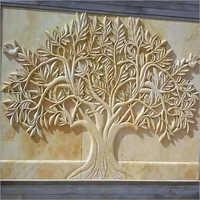 3D Tree Shape Carving