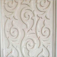 Natural White 3D Stone Carving