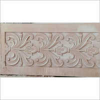 Sandstone Wall Carving