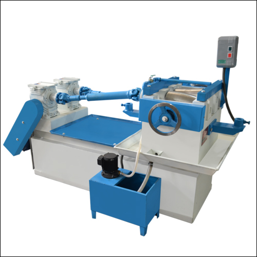 Bar Straightening Machine