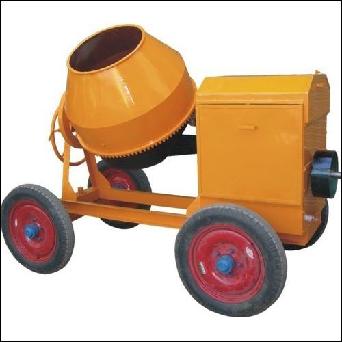 Building Construction Concrete Mixers Machine